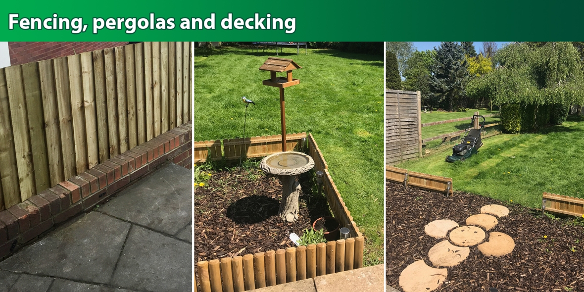 Fencing-pergolas-decking